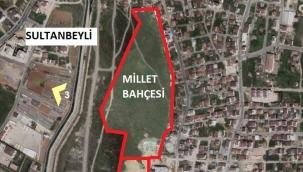 AKPli Belediyenin Millet Bahçesi planlarından konut çıktı