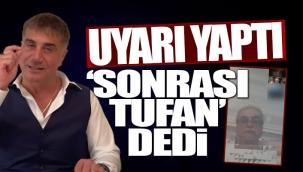 Sedat Peker art arda paylaştı: İşaret ettiği hesaptan bomba video geldi!